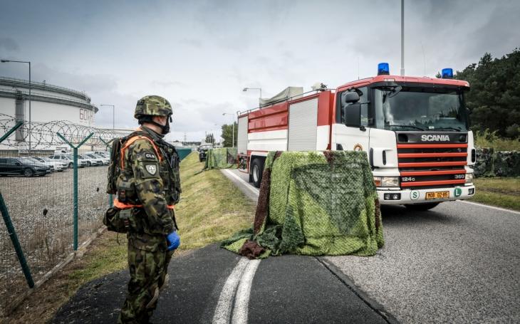 MERO uspořádalo historicky největší bezpečnostní cvičení na ochranu kritické infrastruktury